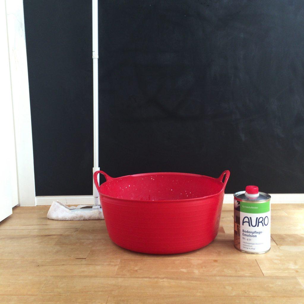 自然塗料のワックス AURO