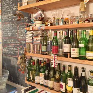 日本ワインと野菜料理「オアシス」
