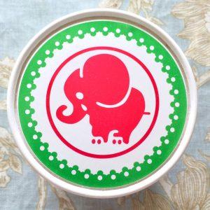 武田牛乳アイスパッケージ