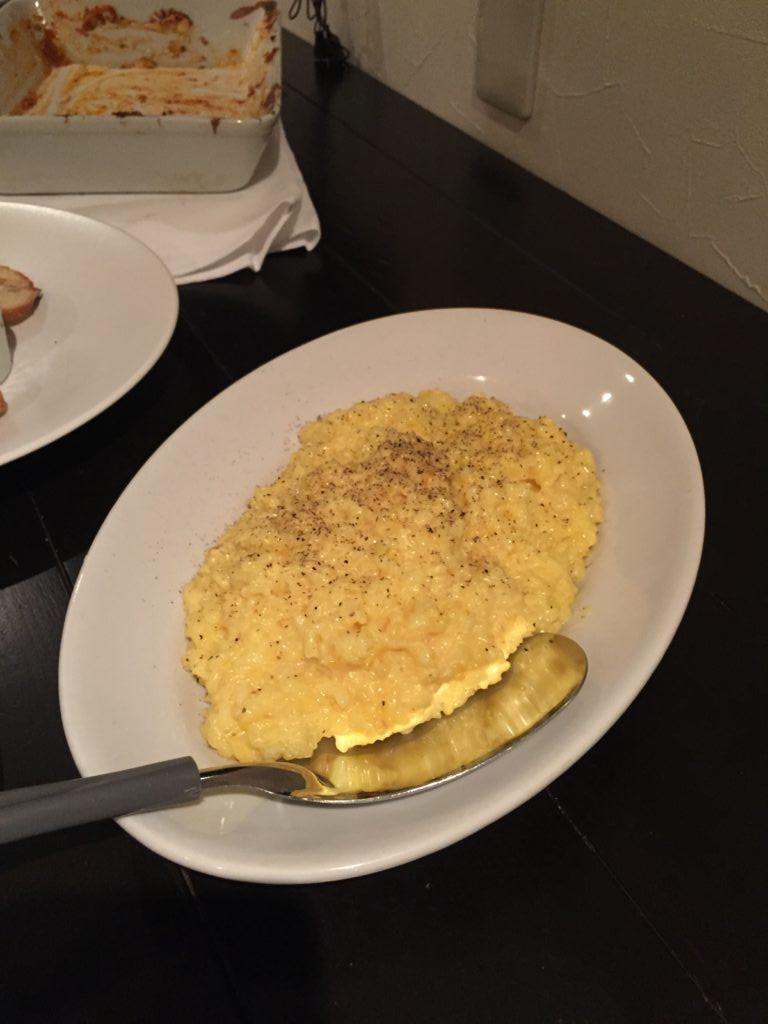 勝沼食堂 パパソロッテの料理