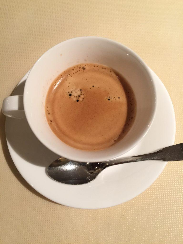 コクテル堂のコーヒー