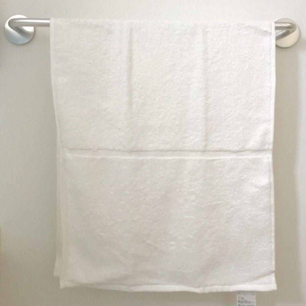 MUJI 無印良品:その次があるタオルの交換