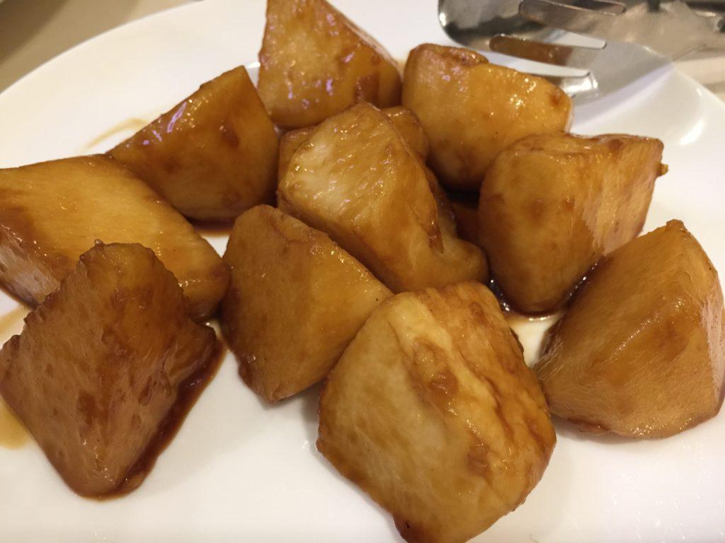 長芋醤油(甲斐の白根)