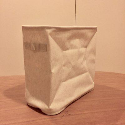 ポリエステル綿麻混合・ソフトボックス