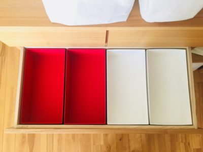 MUJI 無印良品 チェスト4段 D&DEPARTMENT 靴箱