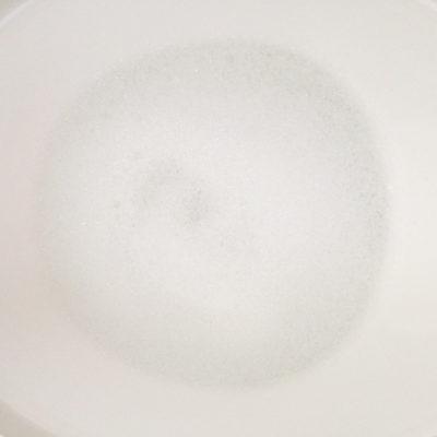 アラウーノの泡洗浄
