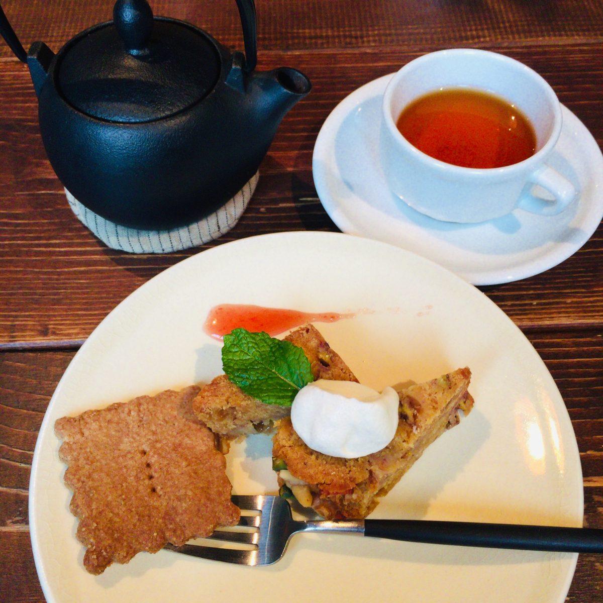 NICE TIME CAFEのデザート