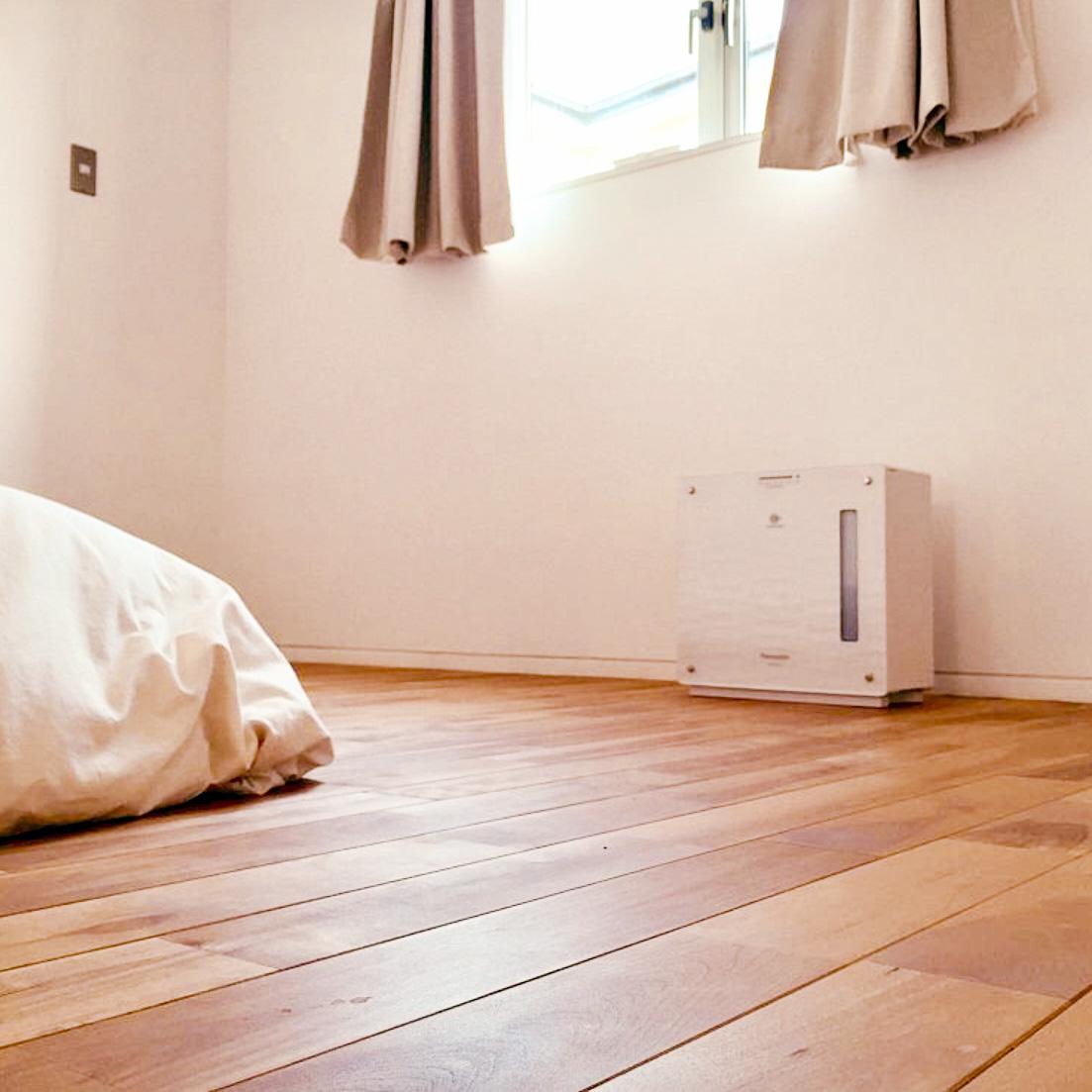 減災のための寝室