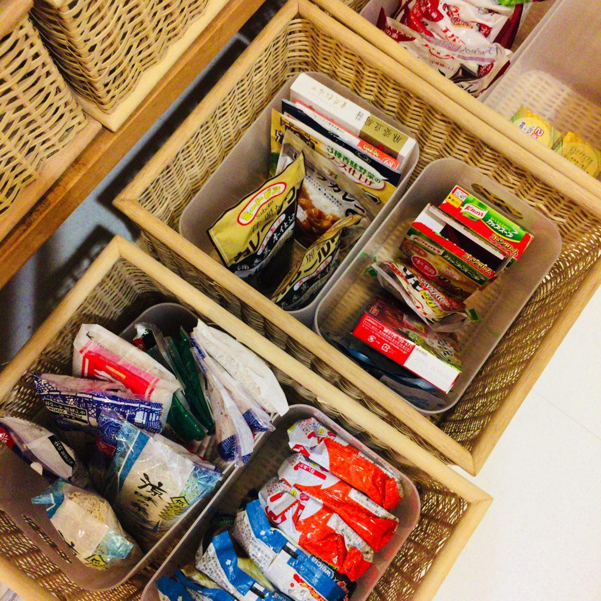減災のための食品備蓄