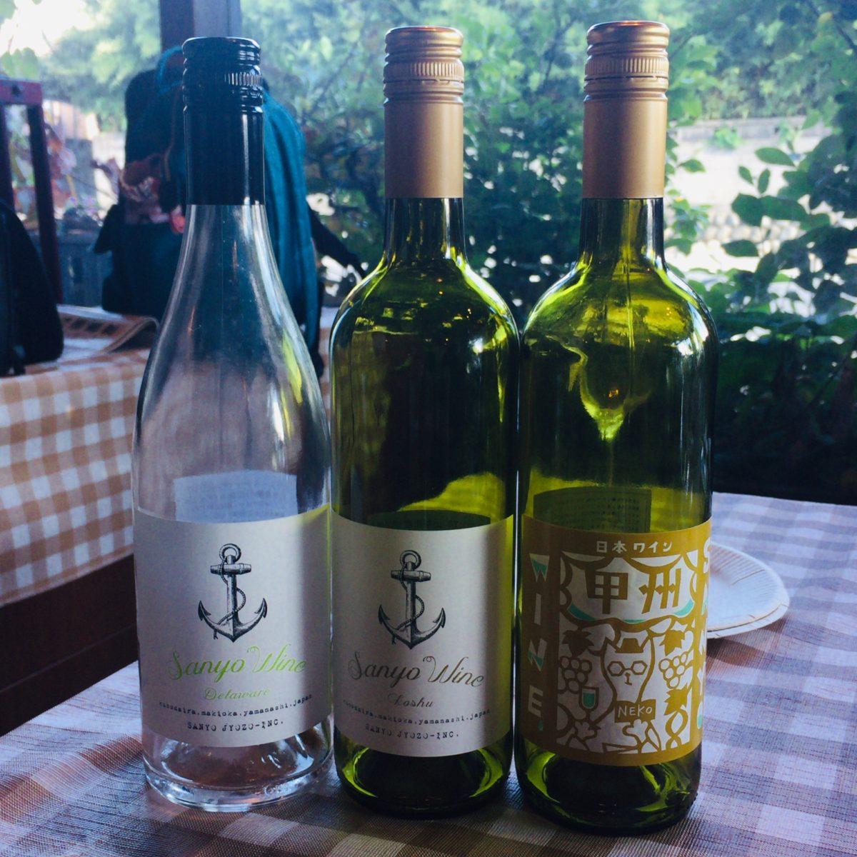 三養醸造のワイン