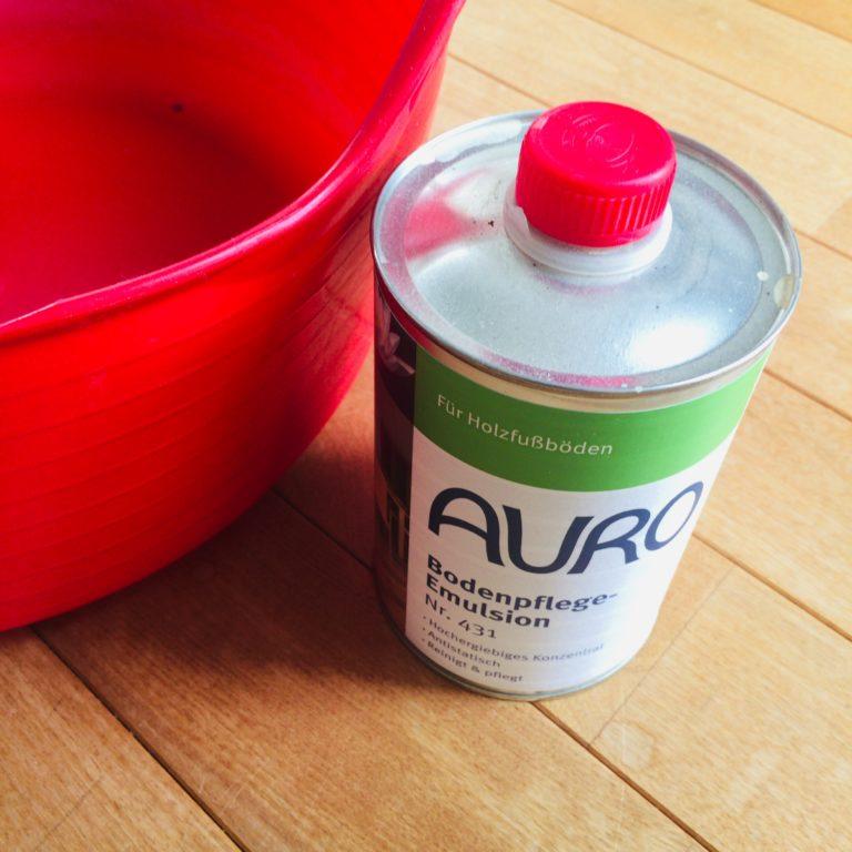 AURO社のワックス