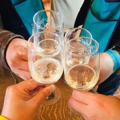 ワインツーリズムやまなし2018・秋での乾杯