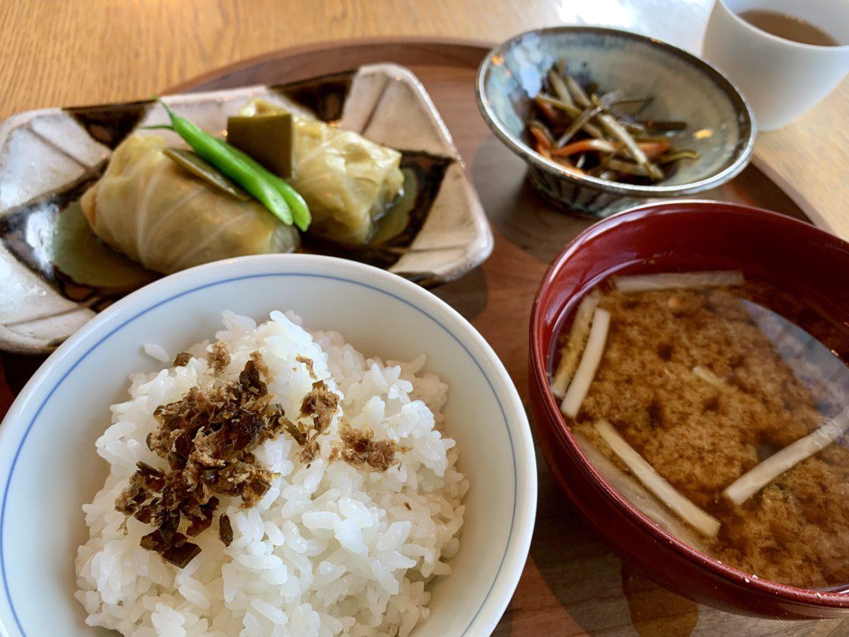 d47食堂 大阪定食
