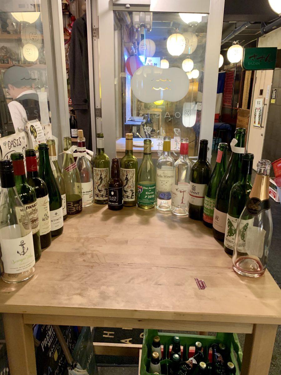 新月無尽の日本ワインたち