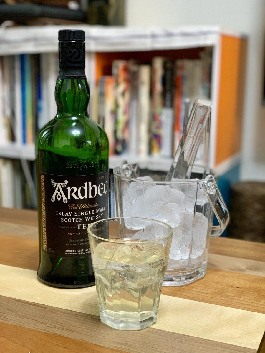 シングルモルトスコッチウイスキー「Ardbeq」