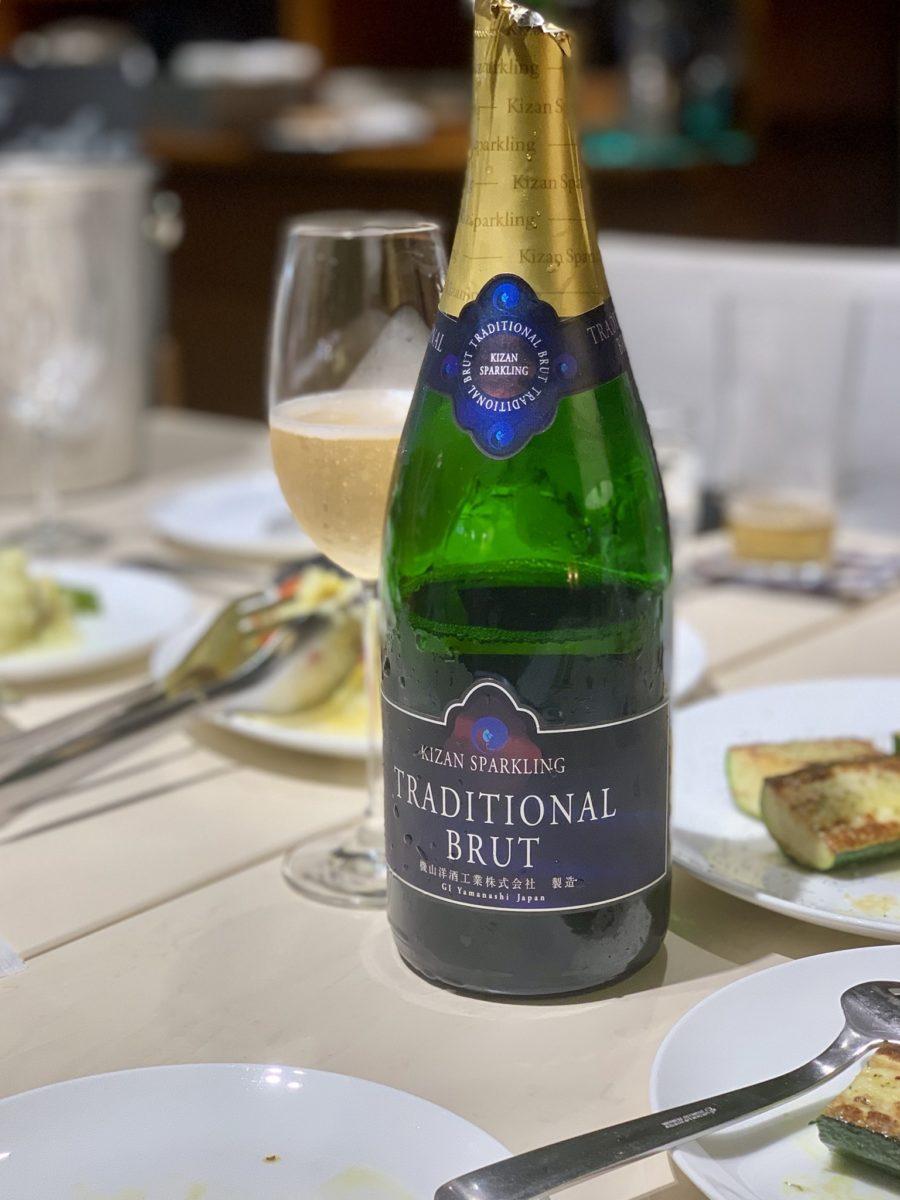 トラディショナルブリュット / 機山洋酒工業