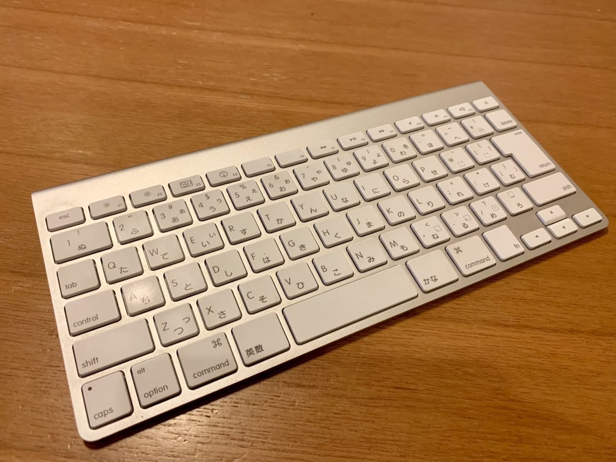 Apple Wireless Keyboard(A1314) 2009