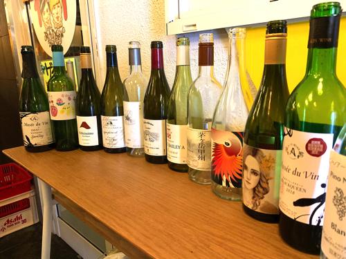 50回目の新月無尽で飲んだ日本ワインたち