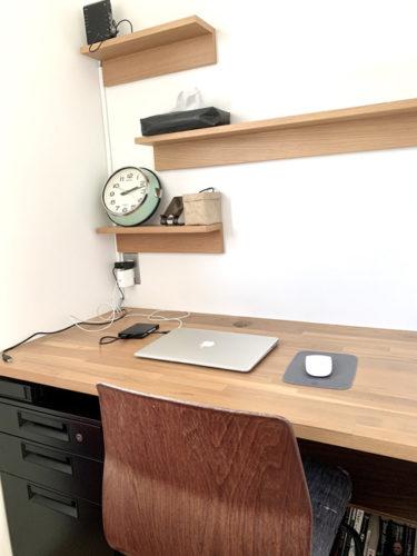 ロングライフデザインな書斎