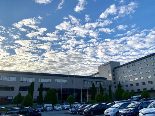ロイヤルホテル八ヶ岳の外観