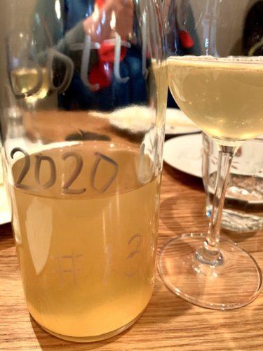 にごり甲州 i -vins 2020  / シャトー酒折