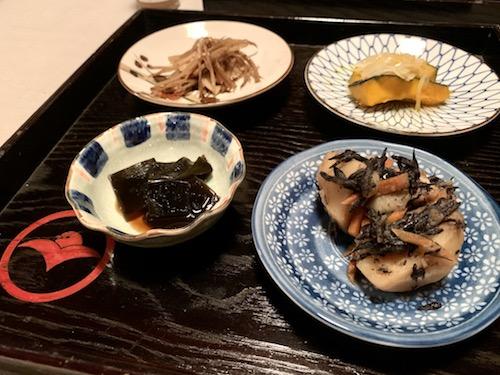 御師(おんし)料理