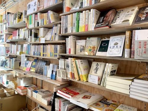 発酵デパートメントの本棚