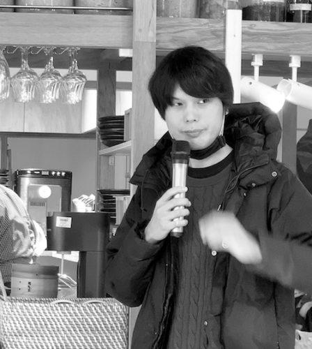 発酵デパートメントの小倉ヒラク氏