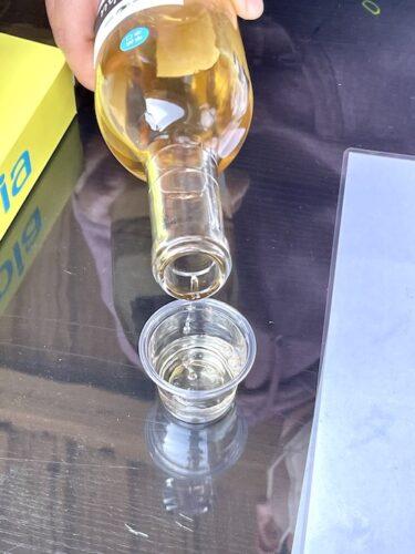 笛吹ワインの辛口甲州
