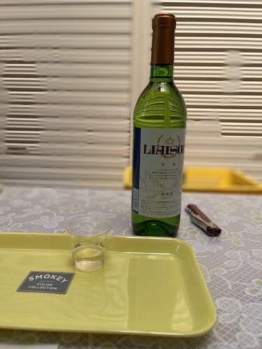 日川中央葡萄酒の甲州シュールリー