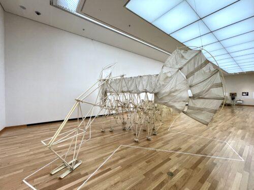 山梨県立美術館のアニマリス・ムルス