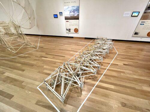 山梨県立美術館のアニマリス・ヴェルミキュラス
